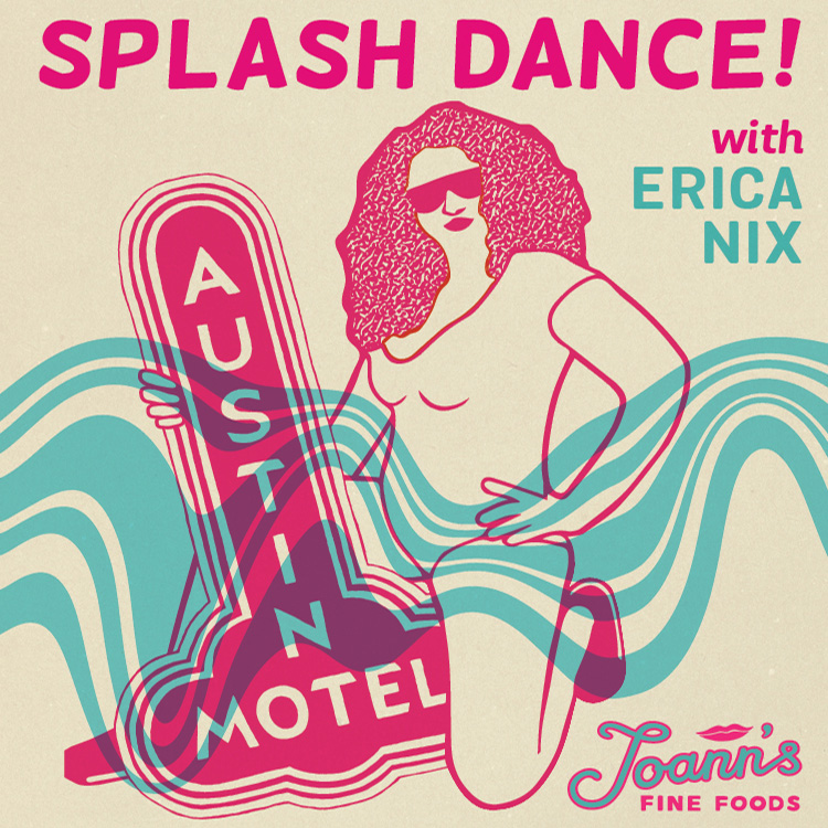 Click to read the full Splash Dance! With Erica Nix post