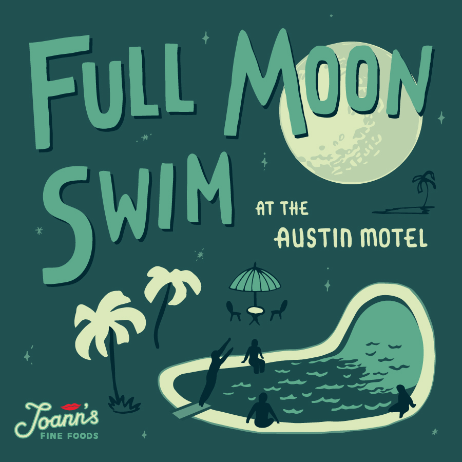 Full Moon Swims